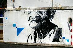 Azores, Street Art in Ponta Delgada