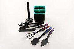 Tupperware küchenhelfer ~ Tupperware küchenhelfer dosenöffner Öffner d schwarz rot grün