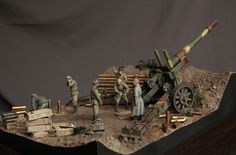 Photo 1 - To Berlin, personally to Hitler! | Dioramas and Vignettes | Gallery on Diorama.ru