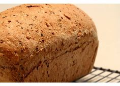 Here's the post I promised–a step by step tutorial on making whole grain seed bread. First up, gather your supplies: Tools 2 8 x 4 loaf bread pans Plastic wrap or cotton kitchen towel … Pan Bread, Bread Baking, Yeast Bread, Daves Killer Bread Recipe, Dakota Bread, Baking Recipes, Whole Food Recipes, Bread Recipes, Yummy Recipes