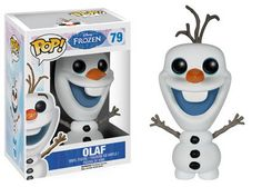 Amazon.com: Funko POP Disney: Frozen Olaf Action Figure: Toys & Games