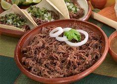 Recetas - BARBACOA SONORENSE - La primera red social de comida mexicana