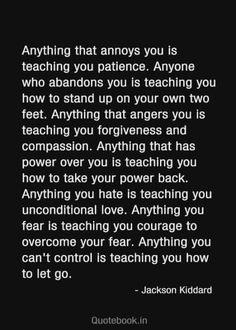 Wisdom Quotes : jackson kiddard by Life