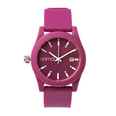 Animal Alvia Watch - Purple | Free UK Delivery on All Orders