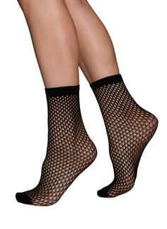 New Womens Fishnet Ankle Socks With Silver Glitter Elastic Band Fits Size UK 3-7