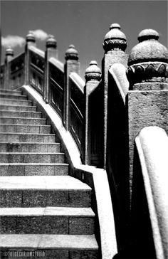 Stairway, Hong Kong, China