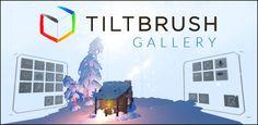 Tilt Brush 3D Painting by Google