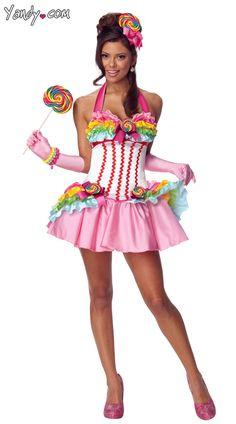 Lollipop Girl Costume