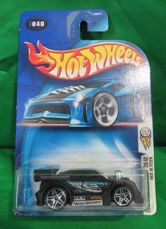 Hotwheels 2003 First Edition HKS Altezza Black Die Cast 1:64 #HotWheels