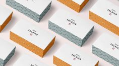 28 Examples of Geometric Elements on Packaging — The Dieline | Packaging & Branding Design & Innovation News