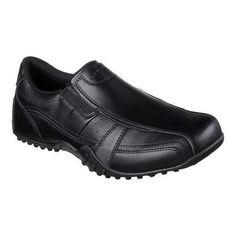 Men's Skechers Work Relaxed Fit Elston Kasari Slip Resistant Shoe