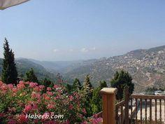 Lebanon - the Chouf Region