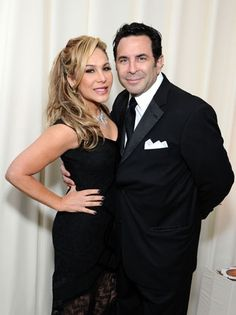 Adrienne Maloof of Bravo's 'Real Housewives of Beverly Hills' is getting divorced from her husband Paul Nassif. (via The Hollywood Reporter)