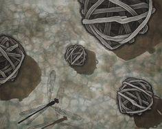 julie niskanen.. etching mezzotint, aquatint