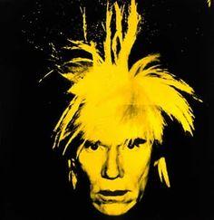 Andy Warhol: Self-portrait, 1986