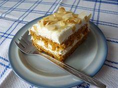 Ciasto marchewkowe z kremem z bitej śmietany oraz serka mascarpone Food Photography, Cheesecake, Pie, Recipes, Mascarpone, Torte, Cake, Cheesecakes, Fruit Cakes