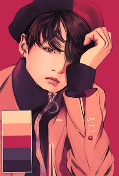 Min Yoongi Love this fanart