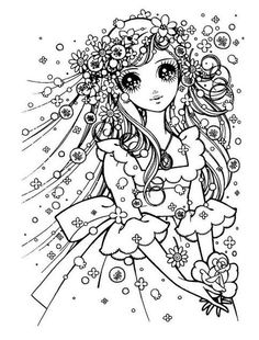 276 Best Anime coloring pages images | Coloring pages, Coloring ...