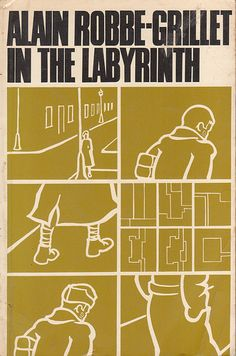In The Labyrinth - Alain Robbe-Grillet