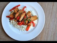 Easy Teriyaki Chicken   Real Healthy Recipes