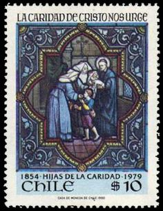 Daughters Of Charity St. Louis | Chile, 1979, Vincent de Paul and Daughters of Charity