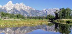 Grand Teton National Park - avoid the crowds by hiking in the southern canyons - Granite, Open and Death Canyons are gorgeous and uncrowded compared to Paintbrush and Cascade canyons.