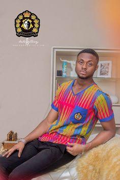 Ghana's Eketino Presents Cutting Edge Collection Entitled The T.I.N.T Design | FashionGHANA.com: 100% African Fashion