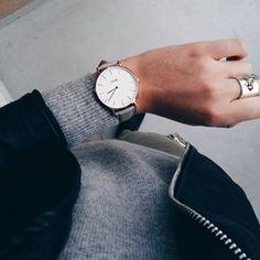 ⌚ @clusewatches  #watch #cluse #pligjr