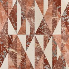 Luxury marble floor - Tangram | Lithos Design