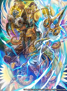 Duel Masters artwork