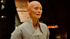 "In the wake of recent criticisms that ""Doctor Strange"" is ""whitewashed,"" Marvel has responded by defending its casting of Tilda Swinton as the Ancient One. The mystical char…"