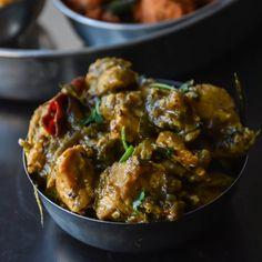 Kozhi Milagu pirattal / Pepper chicken semi dry curry