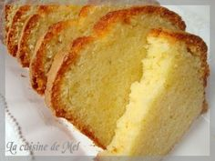 Quatre-quart pur beurre. For those non-francophiles, a buttery cousin to the pound cake--but so much better | Finistère Bretagne