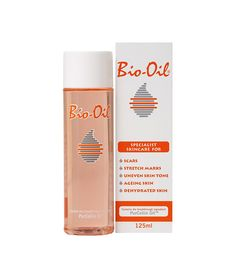 Bio-Oil Liquid Purecellin Oil ($10) When it comes to stretch marks, we don't want to mess around. We want them gone—fast. This oil promises to make those pesky lines disappear as well as improve the overall appearance of skin tone and texture.
