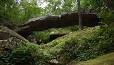 The Natural Bridge of Arkansas - Only In Arkansas