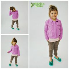 Peekaboo Beans - playwear for kids on the grow!!  visit us at www.peekaboobeans.com