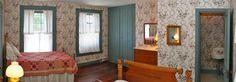 Historic Hollar House c.1840 - Bedroom