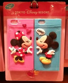 ペア スマートフォンケース iPhone6対応 ミッキー ミニー