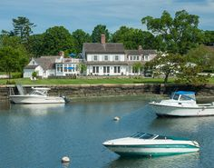 Southport Harbor Residence | Mark P. Finlay Architects