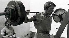Many of Arnold's fans don't know this, but he won two weightlifting contests in 1964 and 1965, as well as two powerlifting contests in 1966 and 1968. His best lifts include a 264 pound clean and press, a 243 pound snatch, a 298 pound clean and jerk, a 470 pound squat, a 440 pound bench press, and a 680 pound deadlift. Impressive for a bodybuilder who didn't specialize in these lifts!