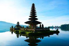 Trouvez l'harmonie en Indonésie...