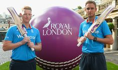 As Royal London launch their sponsorship of one-day cricket in England, Stuart Broad and Ben Stokes look ahead to a busy summer with matches against Sri Lanka and India on the horizon