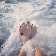 45 magnifiques petits tatouages de pieds et chevilles - 2Tout2Rien