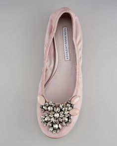 vera wang beautiful wedding flats