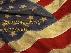 9/11...breaks my heart.