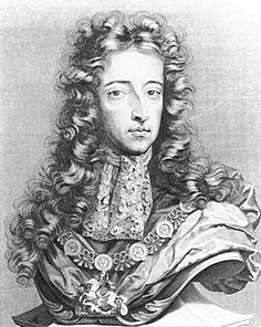 King William III of England (Stadtholder William III of Orange)