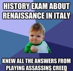 #videogames #assassinscreed #games #memes