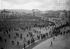 Av. da República, zona do Campo Pequeno, cerca de 1908. fotógrafo n/i, in a.f. C.M.L.