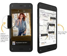 Amazon officially unveils its first smartphone, the Fire Phone