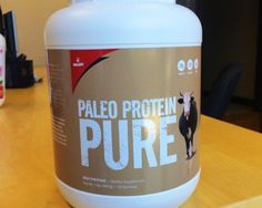 Paleo Protein Pure (Beef Protein) ( 2 lbs Container) - Julian Bakery